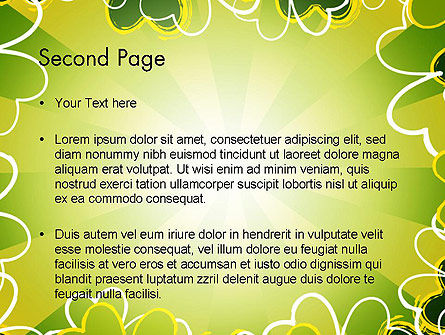 St Patrick Theme PowerPoint Template Slide 2