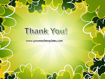 St Patrick Theme PowerPoint Template Slide 20