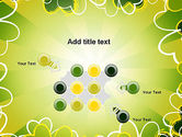 St Patrick Theme PowerPoint Template#10