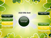 St Patrick Theme PowerPoint Template#15