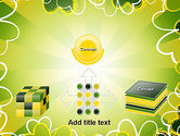 St Patrick Theme PowerPoint Template#19