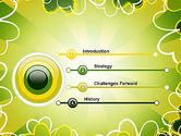 St Patrick Theme PowerPoint Template#3