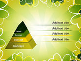 St Patrick Theme PowerPoint Template#4