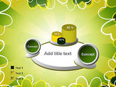 St Patrick Theme PowerPoint Template#6