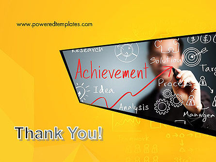 Business Achievement PowerPoint Template Slide 20