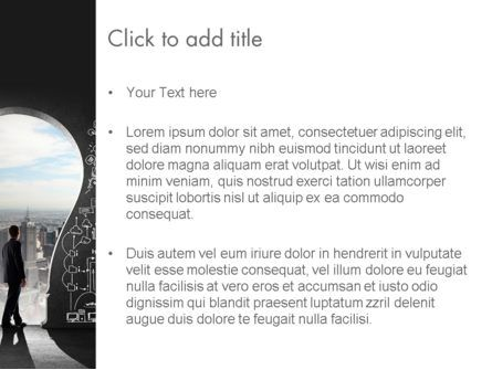 Project Idea Concept PowerPoint Template, Slide 3, 13126, Business Concepts — PoweredTemplate.com