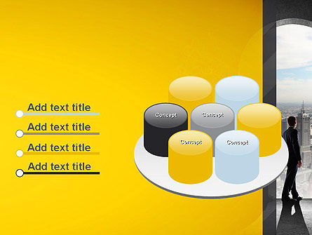 Project Idea Concept PowerPoint Template Slide 12