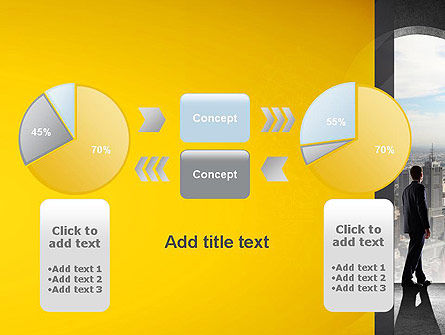 Project Idea Concept PowerPoint Template Slide 16