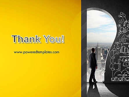 Project Idea Concept PowerPoint Template Slide 20