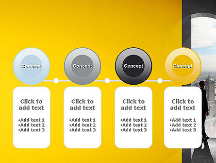 Project Idea Concept PowerPoint Template Slide 5