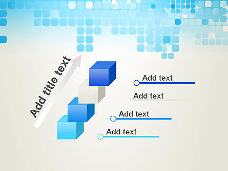 Squares Abstract PowerPoint Template Slide 14