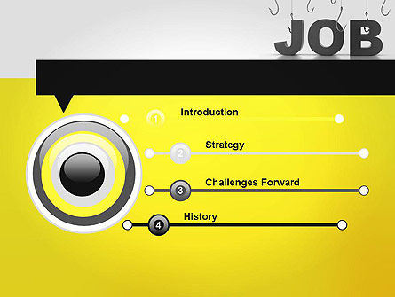 Vacancy PowerPoint Template, Slide 3, 13132, Careers/Industry — PoweredTemplate.com