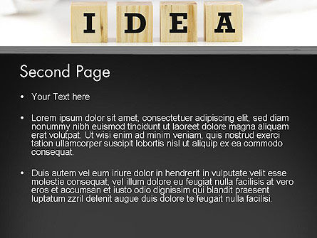 Idea Protection PowerPoint Template Slide 2