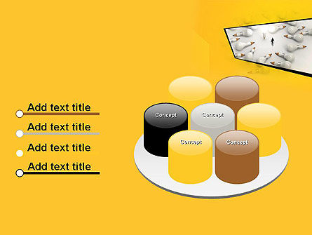 Finding Idea PowerPoint Template Slide 12