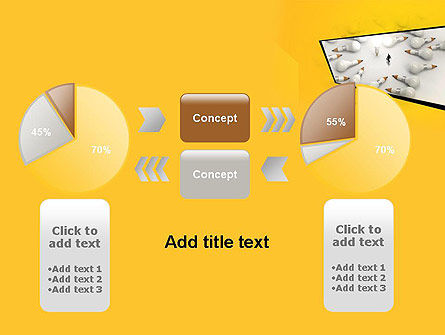 Finding Idea PowerPoint Template Slide 16