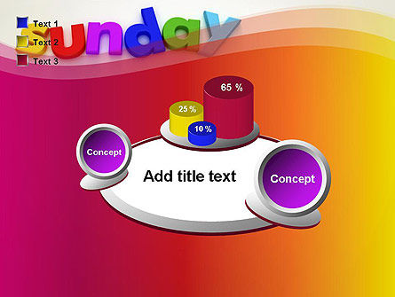 Sunday PowerPoint Template Slide 16