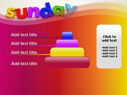 Sunday PowerPoint Template Slide 8