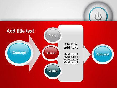 Computer Power Button PowerPoint Template Slide 17