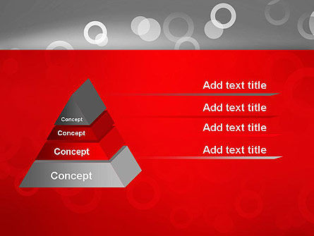 Abstract Dotted Gray PowerPoint Template Slide 12