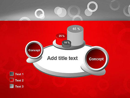 Abstract Dotted Gray PowerPoint Template Slide 16