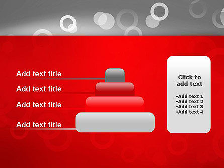 Abstract Dotted Gray PowerPoint Template Slide 8