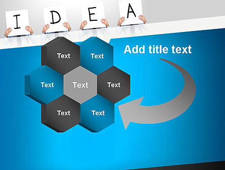 Presenting an Idea PowerPoint Template Slide 11