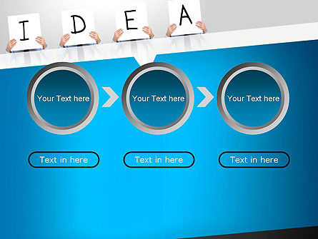 Presenting an Idea PowerPoint Template Slide 5