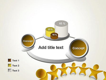 Stars Team PowerPoint Template Slide 16
