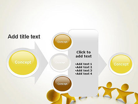 Stars Team PowerPoint Template Slide 17