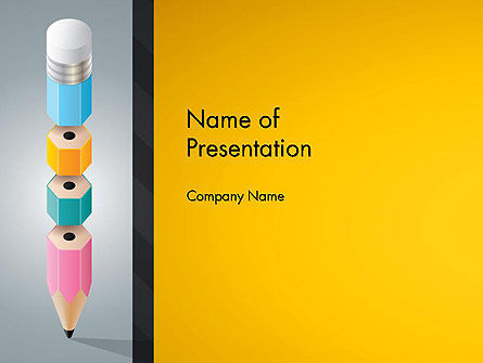 Basic Knowledge PowerPoint Template, 13172, Education & Training — PoweredTemplate.com