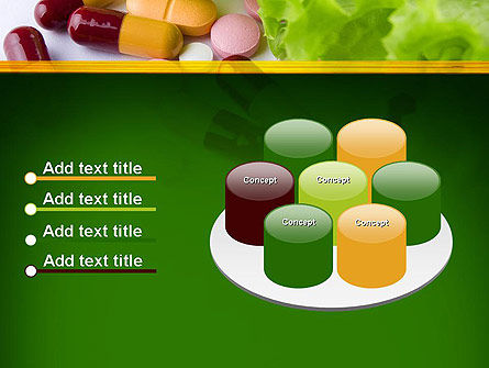 Food Supplements PowerPoint Template Slide 12