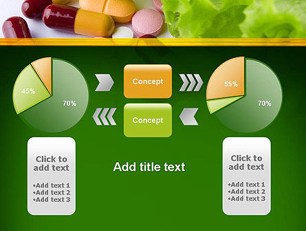 Food Supplements PowerPoint Template Slide 16