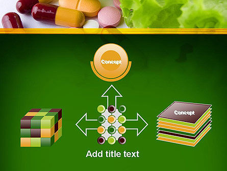 Food Supplements PowerPoint Template Slide 19