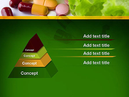 Food Supplements PowerPoint Template Slide 4