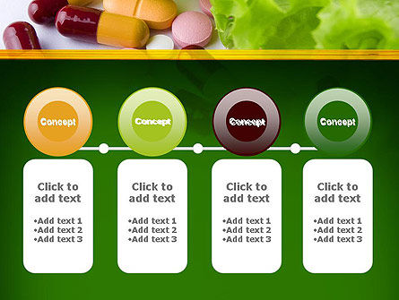 Food Supplements PowerPoint Template Slide 5