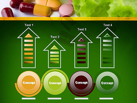 Food Supplements PowerPoint Template Slide 7