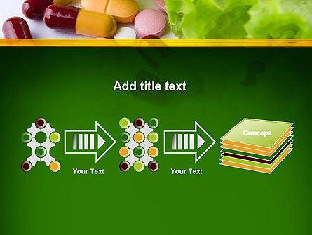 Food Supplements PowerPoint Template Slide 9