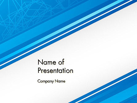 Abstract/Textures: Strict Corporate Tilted Background PowerPoint Template #13192