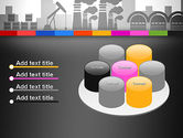 Industrial Silhouettes PowerPoint Template#12