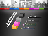 Industrial Silhouettes PowerPoint Template#14