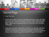 Industrial Silhouettes PowerPoint Template#2