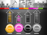 Industrial Silhouettes PowerPoint Template#7