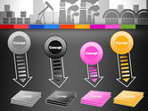 Industrial Silhouettes PowerPoint Template#8