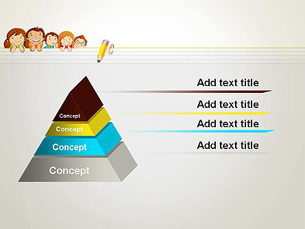 Back to School with Kids PowerPoint Template Slide 12