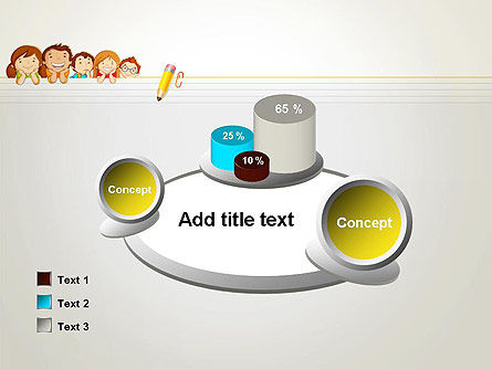 Back to School with Kids PowerPoint Template Slide 16