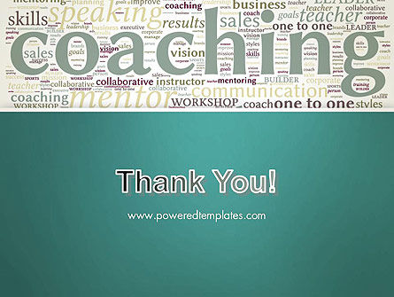 Business Communication Coach PowerPoint Template Slide 20