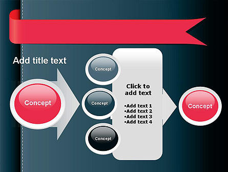 Bookmark PowerPoint Template Slide 17
