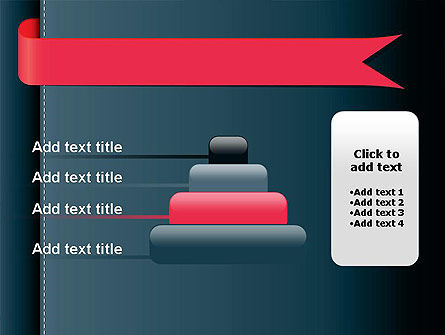 Bookmark PowerPoint Template Slide 8