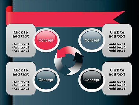 Bookmark PowerPoint Template Slide 9