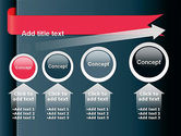 Bookmark PowerPoint Template#13